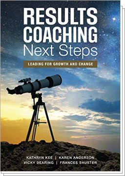 results coaching next steps book